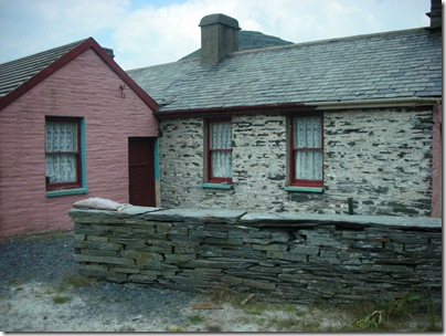 cottages in slate museum