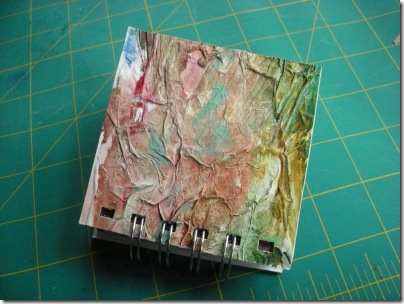 little book made with Bind it All