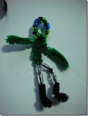 pipe cleaner man