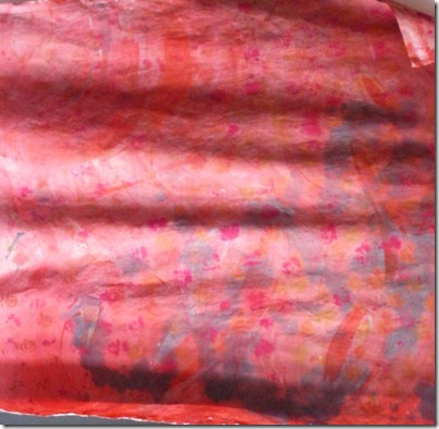 ugly red fabric