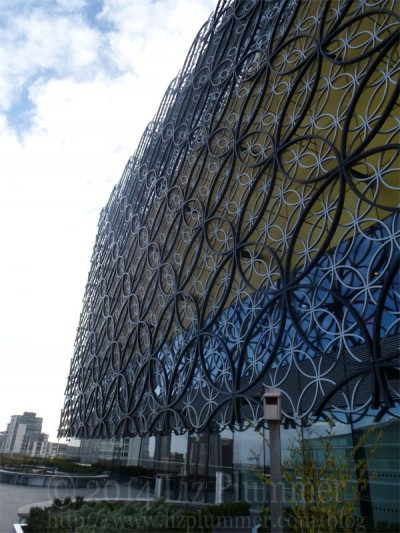 new Birmingham library building