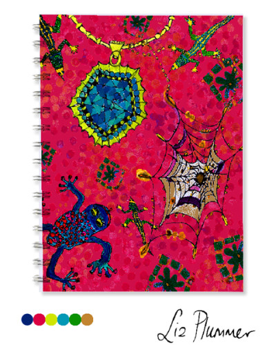pink frog journal